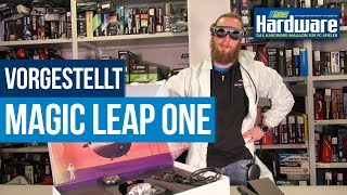 Magic Leap One Hands-On-Test | Augmented Reality ausprobiert!