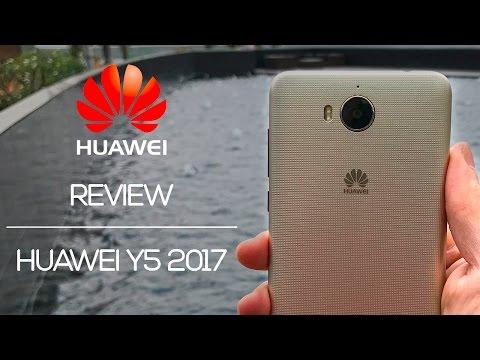 Huawei Y5 2017 - Review En Español