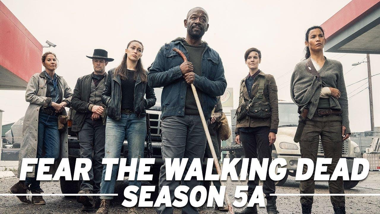 Download Fear the Walking Dead Season 5A Full Recap