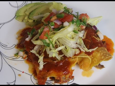 Best Shredded Beef Enchilada Recipe