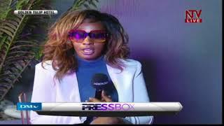 NTV PRESSBOX chat with Cindy Sanyu