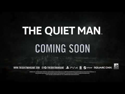 THE QUIET MAN – SILENCE RINGS LOUDEST