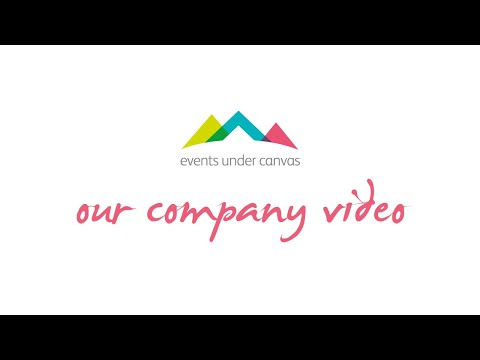 Events Under Canvas Promo 2017