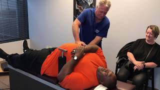 25 Years Of Lower Back Pain & Sciatica Gone In 1 Adjustment At Advanced Chiropractic Relief