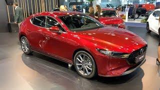 NEW Mazda 3 2019 - first look (exterior, interior) Skyactiv-G