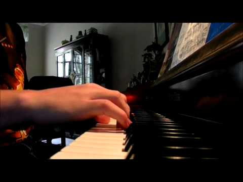 Dark Cloud- Music Box (Broken Promise) On Piano.