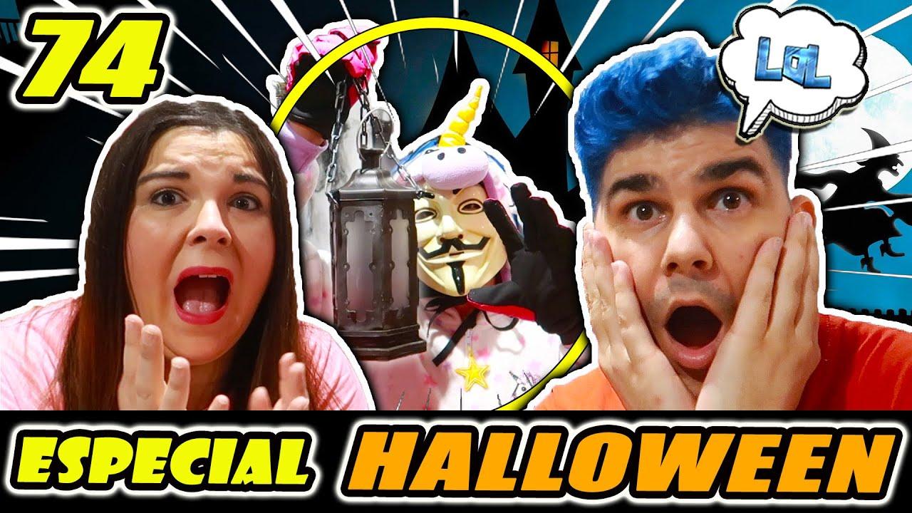 El HACKER convierte mi casa en una MANSION ENCANTADA 😱 en Halloween