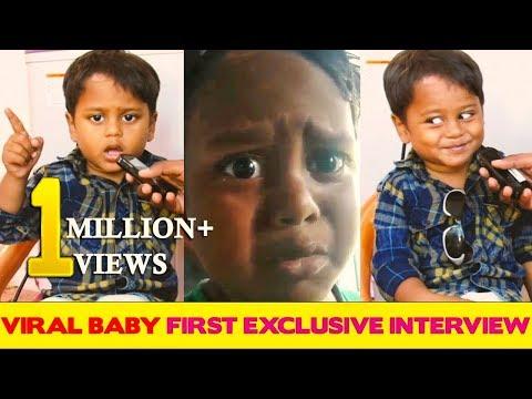 Saapadu Mukkiyam Viral Baby | First Exclusive Interview