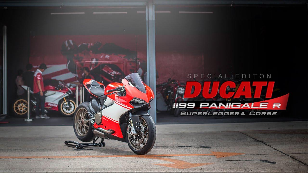 ducati 1199 panigale superleggera corse special edition