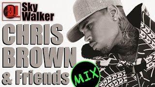 DJ SkyWalker | RnB Hip Hop Mix | Chris Brown & Friends | Black Music Club Party