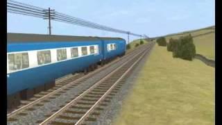 Trainz Classics 3 Starring The Blue Pullman