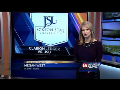 Clarion-Ledger vs. JSU football
