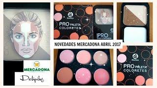 NOVEDADES MERCADONA   ABRIL 2017