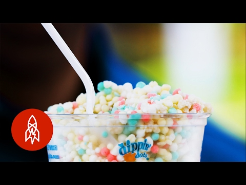 The Surprising Origin of Dippin' Dots
