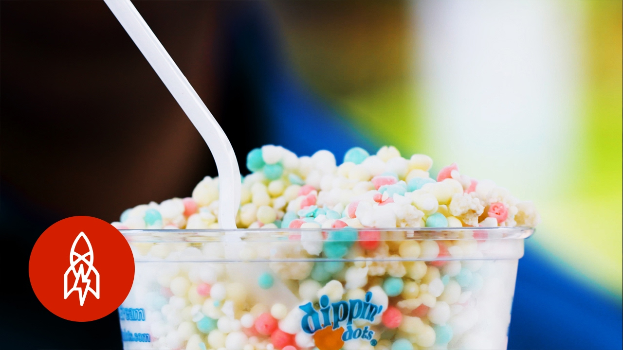 dippin dots mission statement
