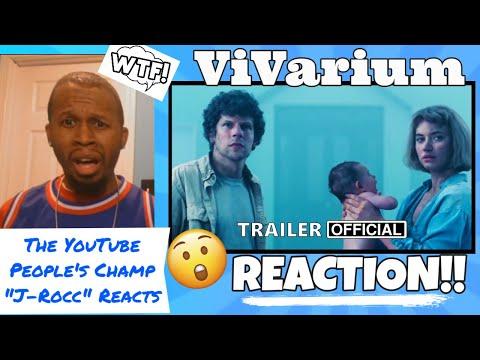 Vivarium Trailer Reaction – Vivarium Trailer #1 (2020) | Movieclips Trailers