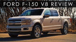 quick review 2018 ford f 150 v8 or nothing