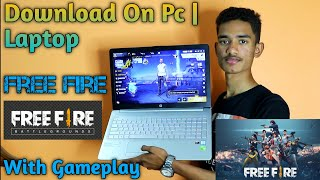 How To Download Free Fire In Laptop | Laptop Me Free Fire Kaise Download Kare | Laptop | Computer