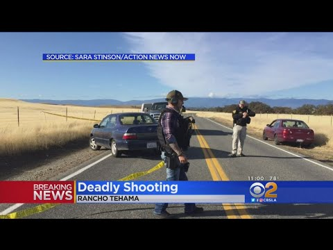 At Least 3 Dead In Northern California Shooting