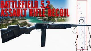 5.2 Assault Rifle Recoil Changes - Battlefield V