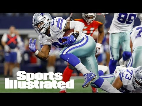Ezekiel Elliott Involved In Minor Car Accident, Not Injured | SI Wire | Sports Illustrated