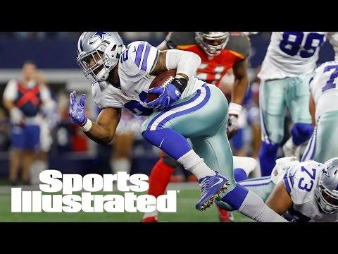 [Sport] Ezekiel Elliott Involved In Minor Car Accident, Not Injured | SI Wire | Sports Illustrated