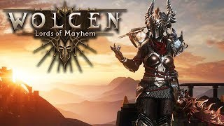 This ARPG BANGS.. I'm serious   Wolcen: Lords of Mayhem