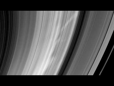 Saturn's rings - sounds from space
