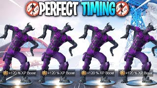 Fortnite - Perfect Timing Dance Compilation! #60 - (Season 7)