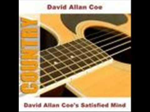 David Allan Coe-Satisfied Mind