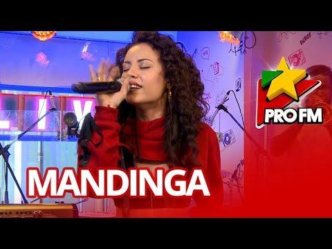 Mandinga - Arquitectura | ProFM LIVE Session