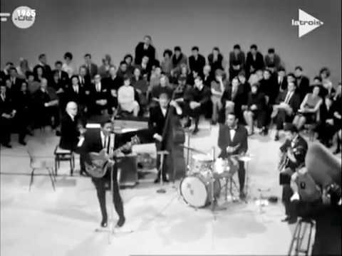 Chuck Berry\'s 1965 Belgium TV Appearance  (Complete)