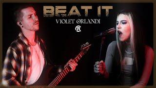 Michael Jackson - Beat It (@Violet Orlandi ft @Cole Rolland) COVER