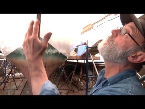 40' Wooden Lobster Yacht survey with Louis Sauzedde (Part 3)