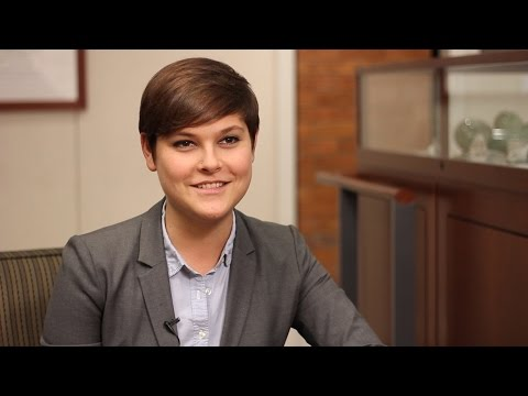 Shana Knizhnik '15 reveals the origins of Notorious R.B.G. - YouTube