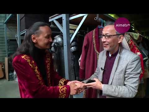 Neonomad:  Казахская национальная одежда (19.05.19)