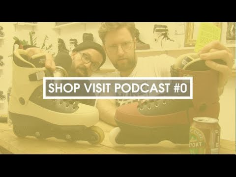 SHOP VISIT PODCAST #0 // THIS IS SOUL - AMSTERDAM