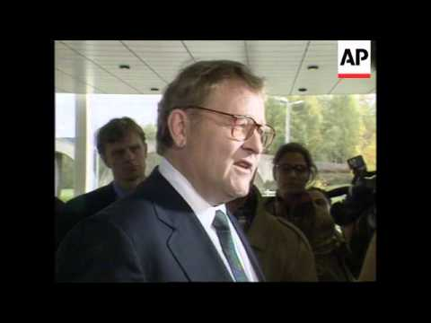 LUXEMBOURG: EU DISCUSS RETALIATION AGAINST USA'S ANTI CUBA LAW