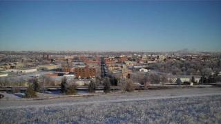 Great Falls, MT in the Winter - Video by: Austin Designs