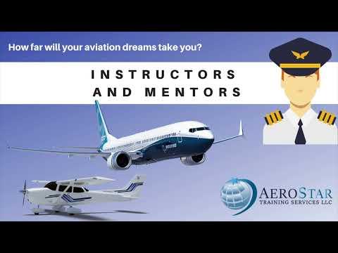 Flight Instructors and Pilot Mentors at Aerostar