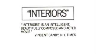 Interiors (1978) Trailer