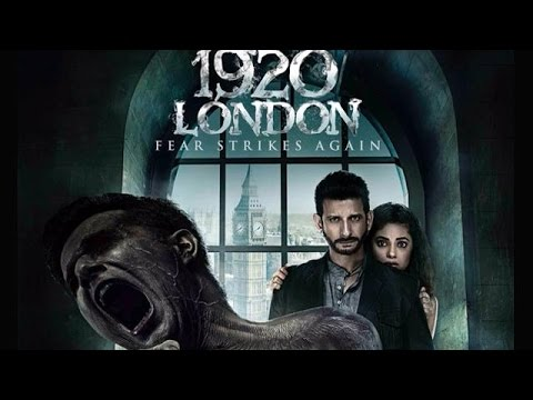1920 London Horror Movie Trailer First Look Poster
