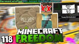 BEERDIGUNG VON IGITT L. JACKSON! & EIN NEUER KLON?!  ✪ Minecraft FREEDOM #118 | Paluten thumbnail