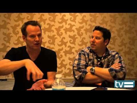 Jack Coleman & Greg Grunberg Interview - Heroes Reborn