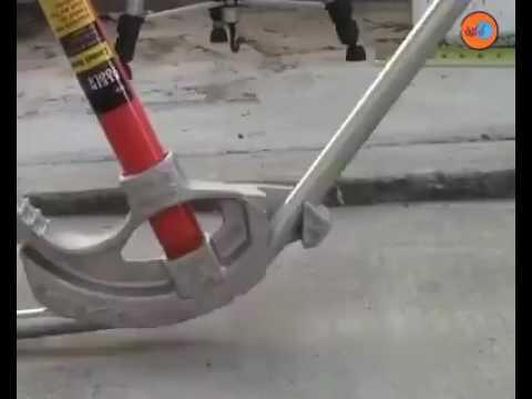 Как согнуть трубу под любым нужным углом