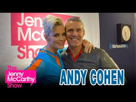 Andy Cohen on The Jenny McCarthy Show