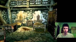 HD Lets Play Skyrim 023