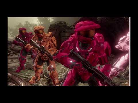 Bamboozled Halo Red Vs Blue Meme Full Clip Youtube