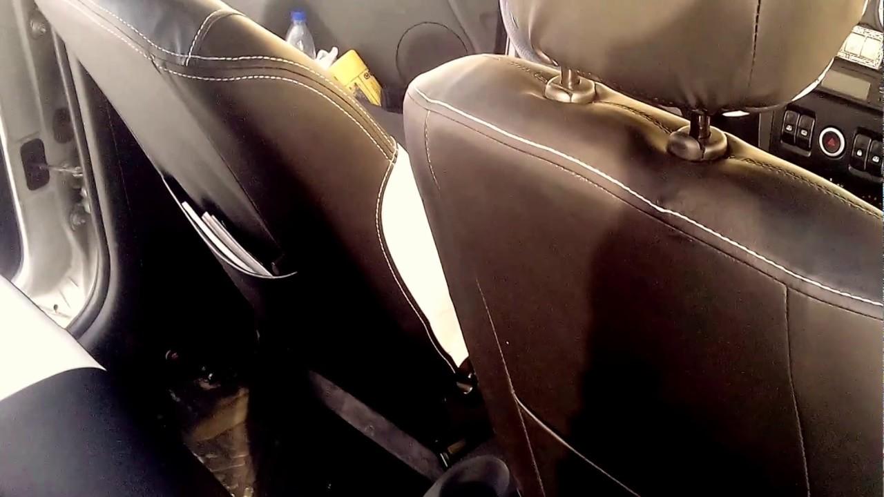 Лада Ларгус через 42000 км, все косяки автомобиля - YouTube