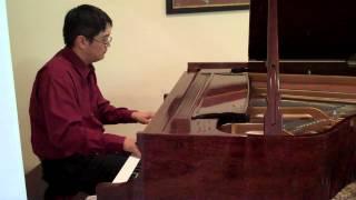 Claude Debussy - La terrasse des audiences du clair de lune